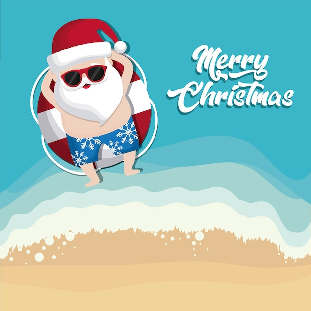 Christmas vacations design