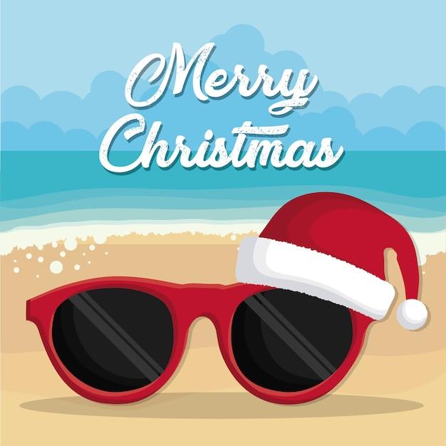 Christmas vacations design