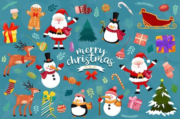 Рождественские векторные иконки новогоднее украшение иллюстрация рождественских христиан