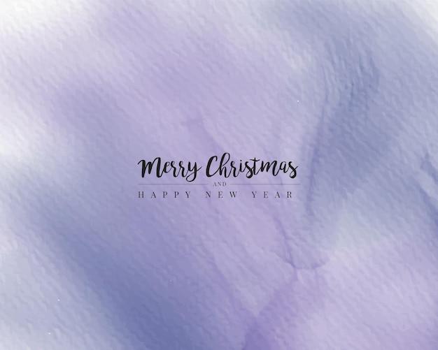 クリスマス水彩紙テクスチャカラフルな抽象的な背景