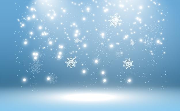 クリスマス冬イラスト