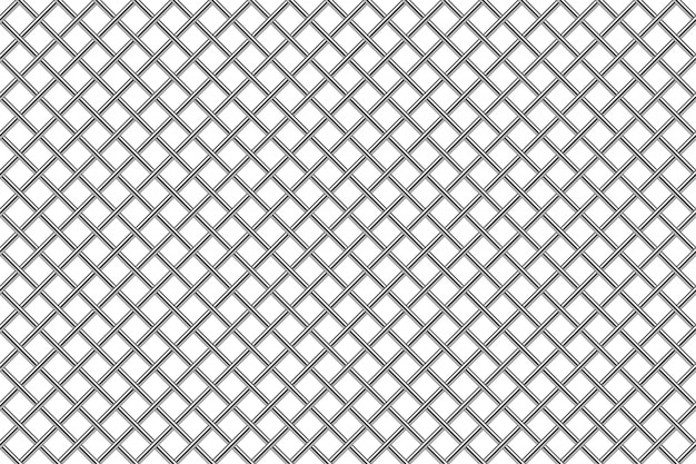 Chrome metal grill shiny mesh seamless texture