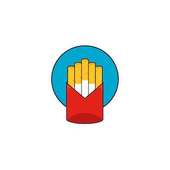Cigarette logo