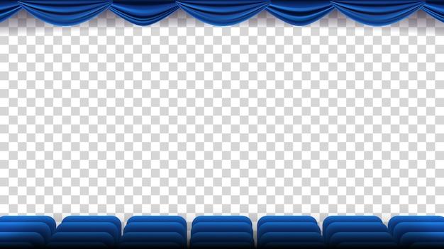 Cinema chairs