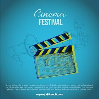 Cinema festival template