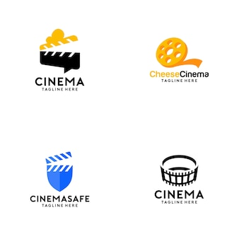 Cinema logo collection