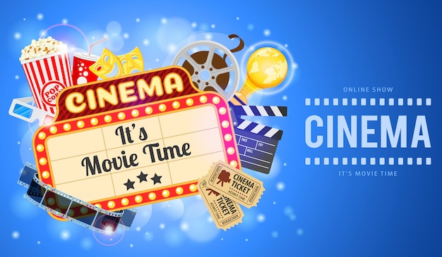 Cinema and movie