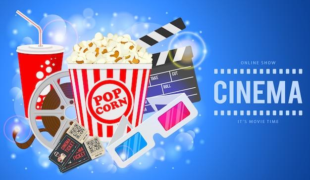 Cinema and movie