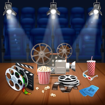 Кинотеатр реалист