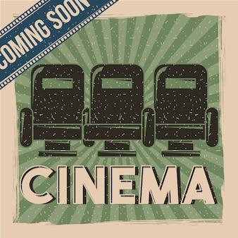 Cinema retro poster