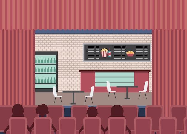 Cinema shop