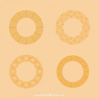 Circle frames pack