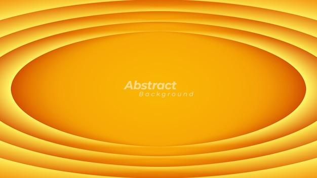 サークルグラデーションの幾何学的形状の背景。
