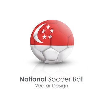 Circle nation button icon abroad
