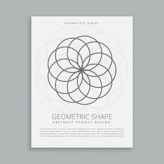 Circles geometric shapes
