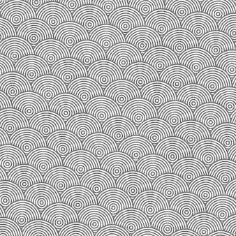 동그라미 패턴