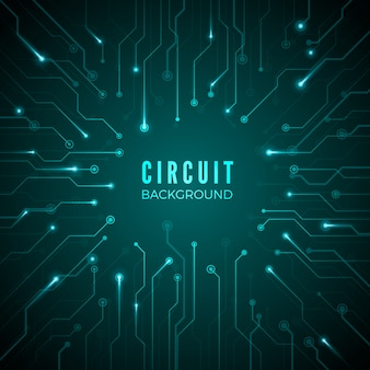 Circuit hardware texture. computer chipset connection. concept of circuit board background.