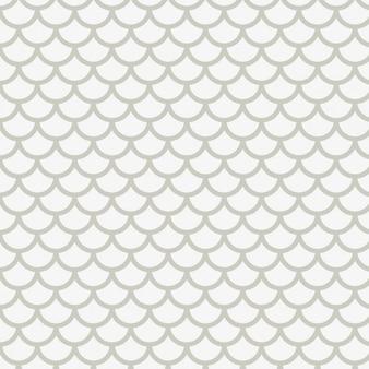Circular shapes pattern design