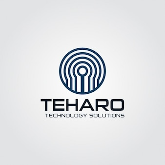 Циркуляр технология логотип
