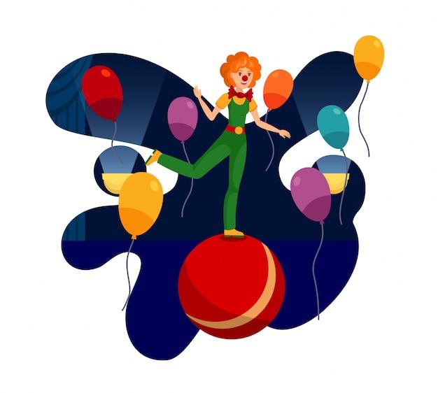 Circus event