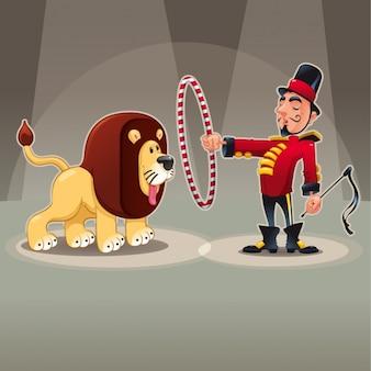 Circus show design