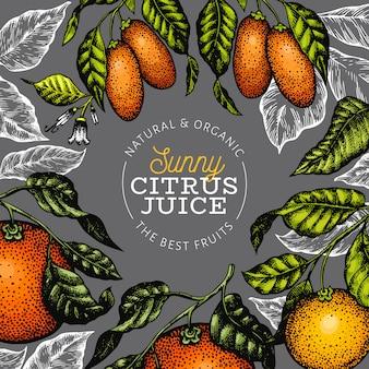Citrus templete.
