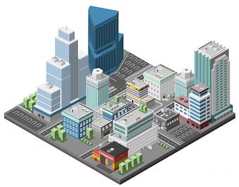 Концепция города