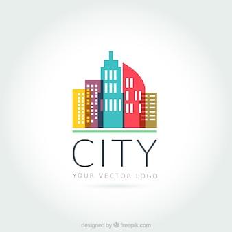 Город логотип