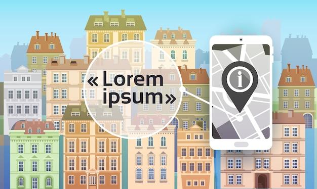 City navigation concept