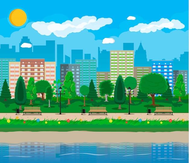City park concept