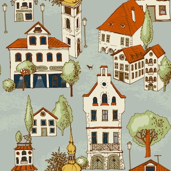 都市パターン