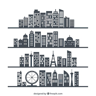 City Vectors Photos And Psd Files Free Download
