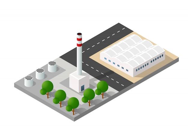 City urban factory