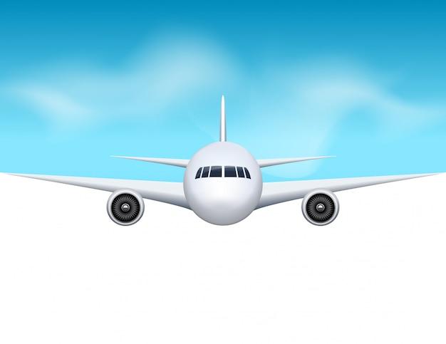 Дизайн авиалайнера гражданской авиации