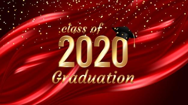 Class graduation text design