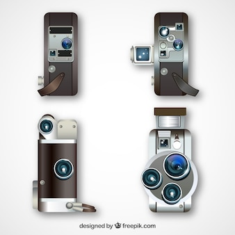 클래식 카메라 컬렉션