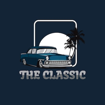 The classic car