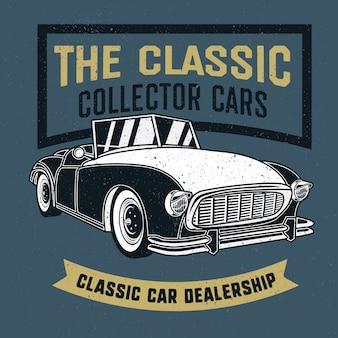 Classic cars dealer