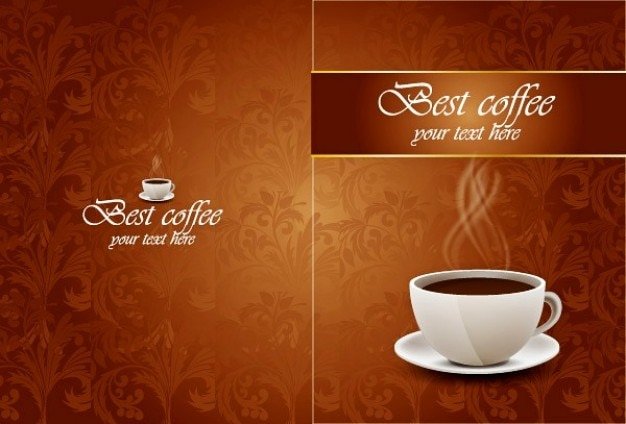 Classic coffee material food fruits and vegetables drinks background