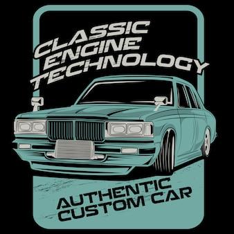 Classic engine technology