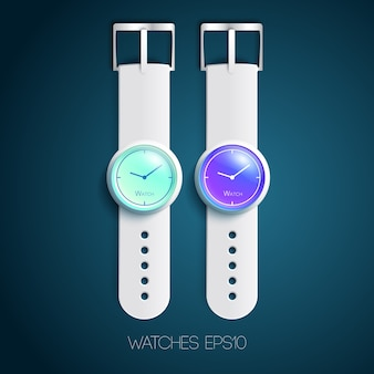 클래식 기계식 시계 컬렉션