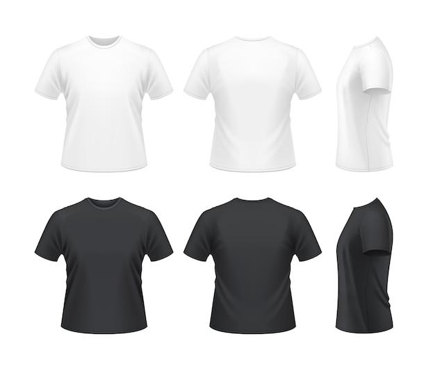 Классическая мужская футболка.