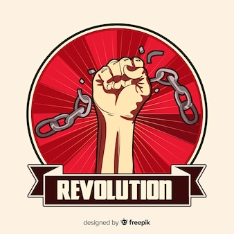 Classic revolution composition