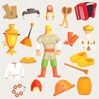 Набор символов классической русской культуры