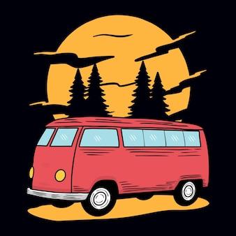 Классический фургон