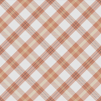 Классический клетчатый узор шотландки. бесшовные абстрактные текстуры. геометрические цветные обои. векторный дизайн ткани.