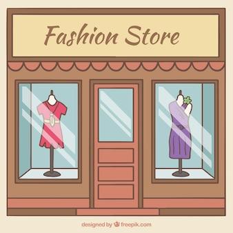 Классный магазин модной одежды