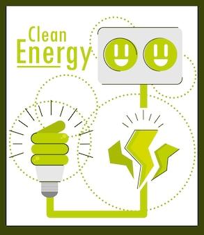 Экологичная чистая энергия