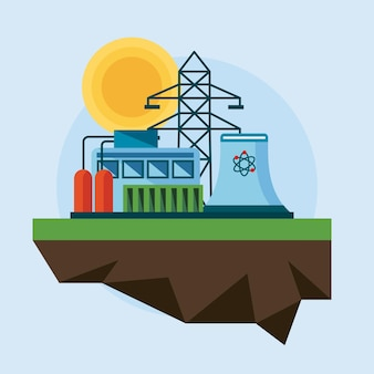 Clean energy scene