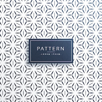 Clean minimal geometric pattern background